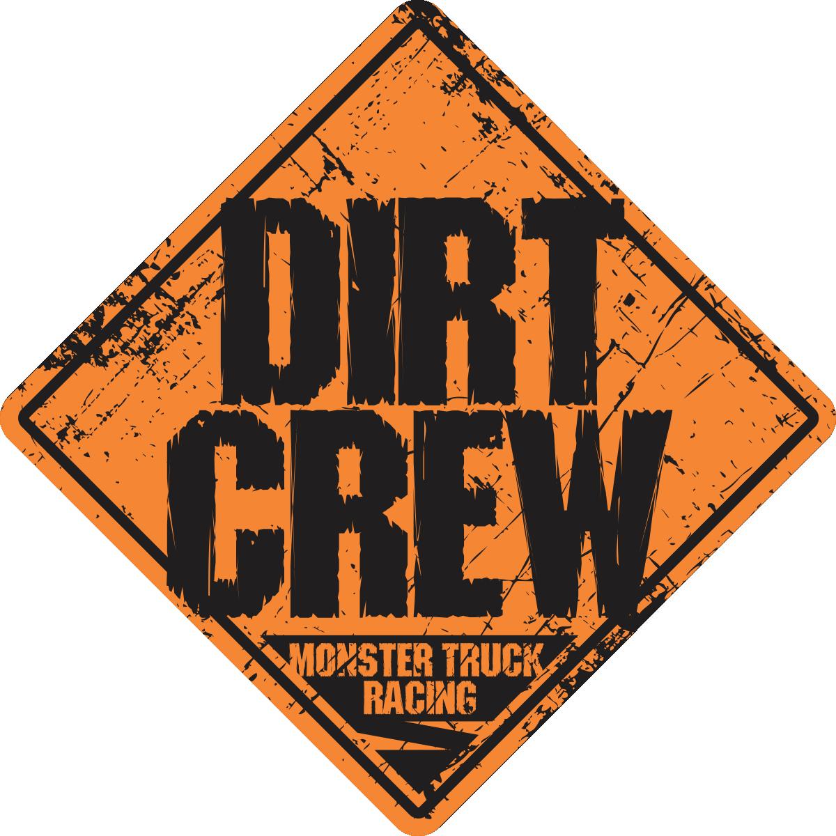 Dirt Crew LOGO 2 color